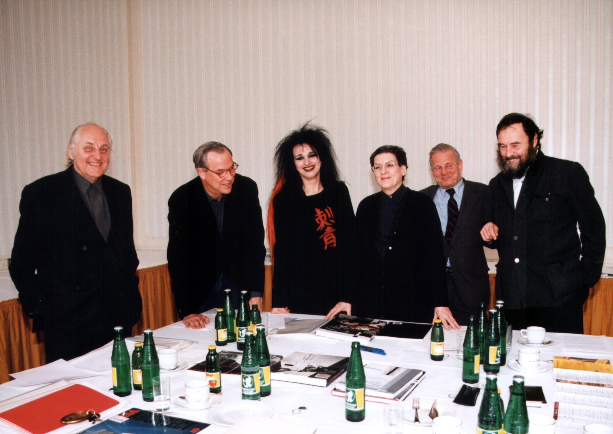 Kiesler-Preis-Jury 1998