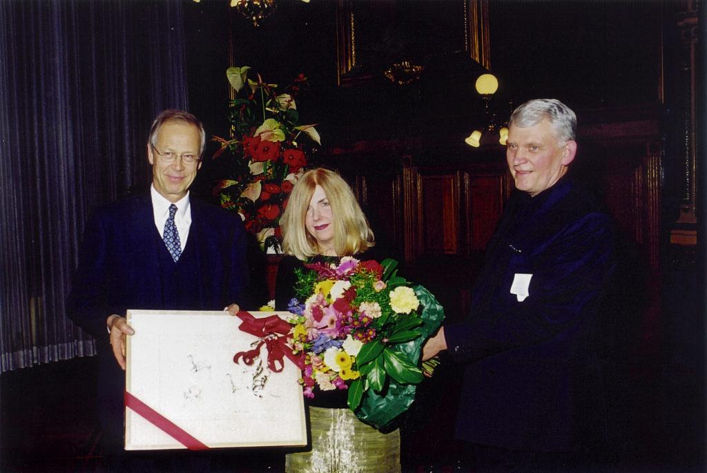 Kiesler Preis 2000 - Judith Barry