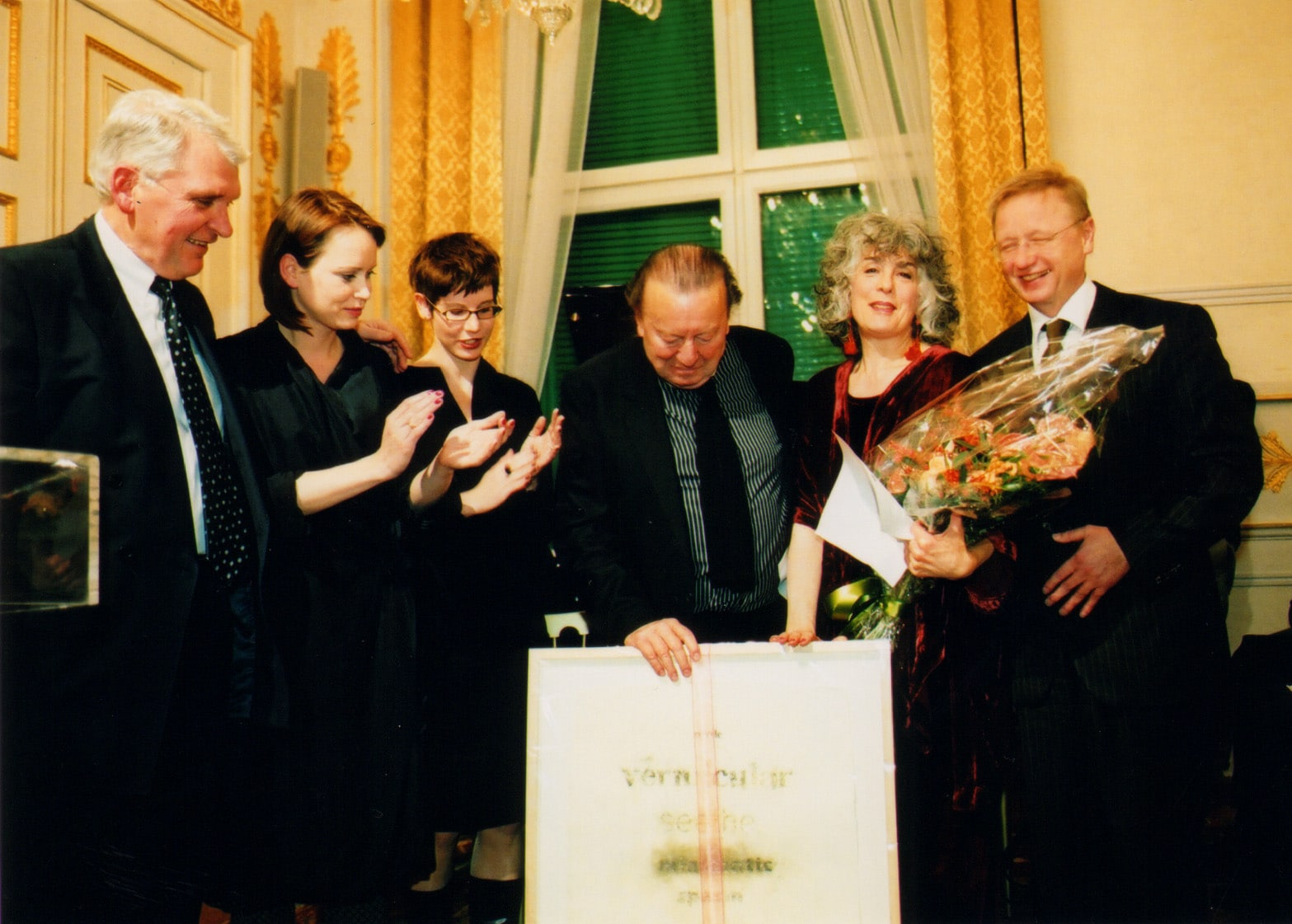 Kiesler Prize 2002 Award Ceremony