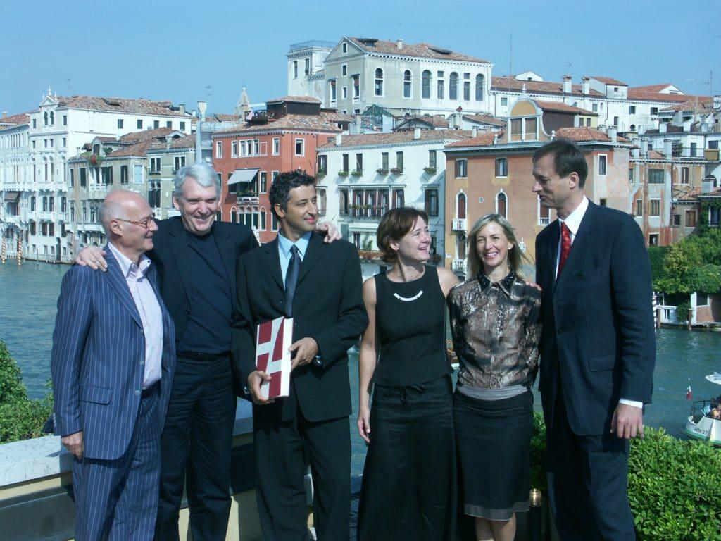 Kiesler Prize 2004 - Asymptote Architecture