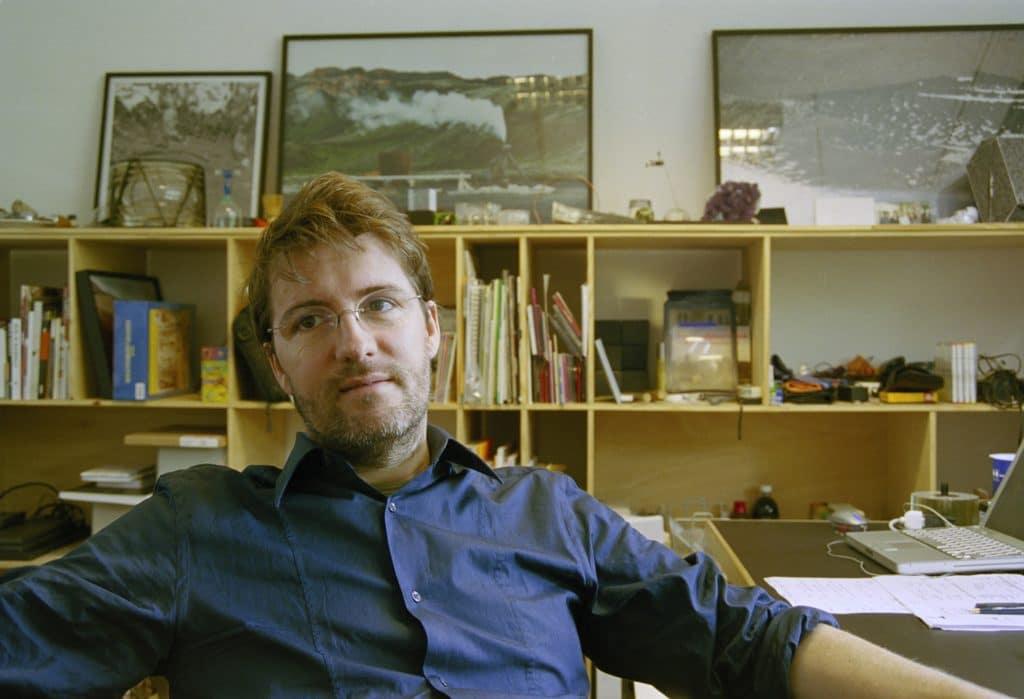 Kiesler Preis 2006 - Olafur Eliasson