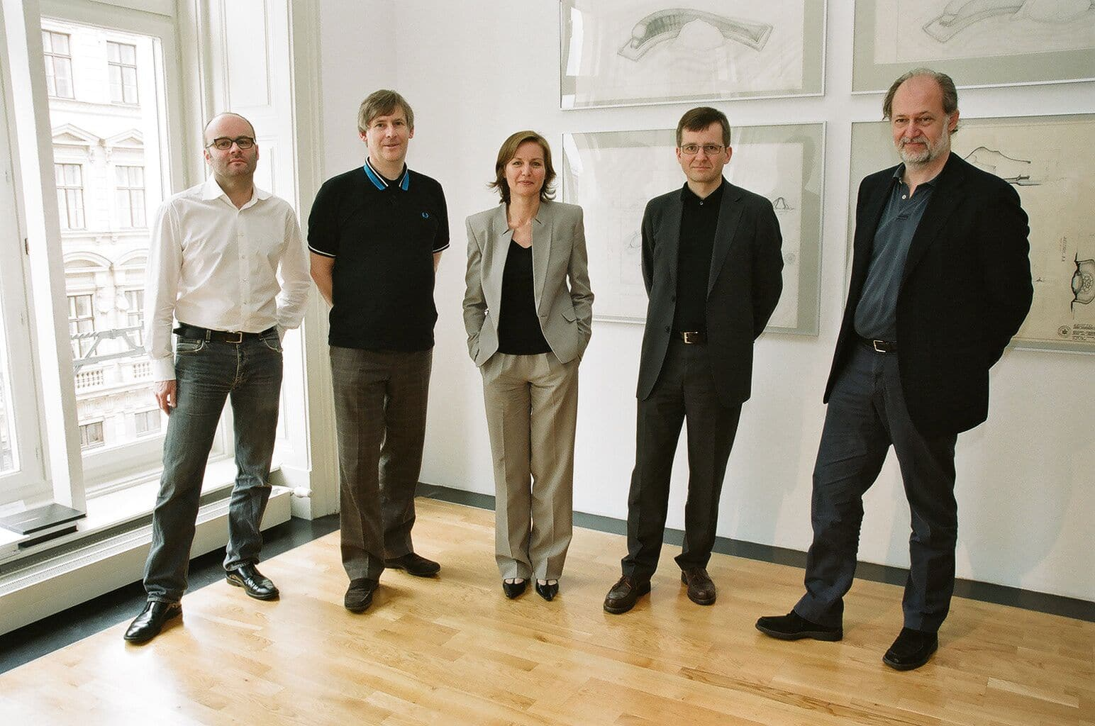 Kiesler-Preis-Jury 2008