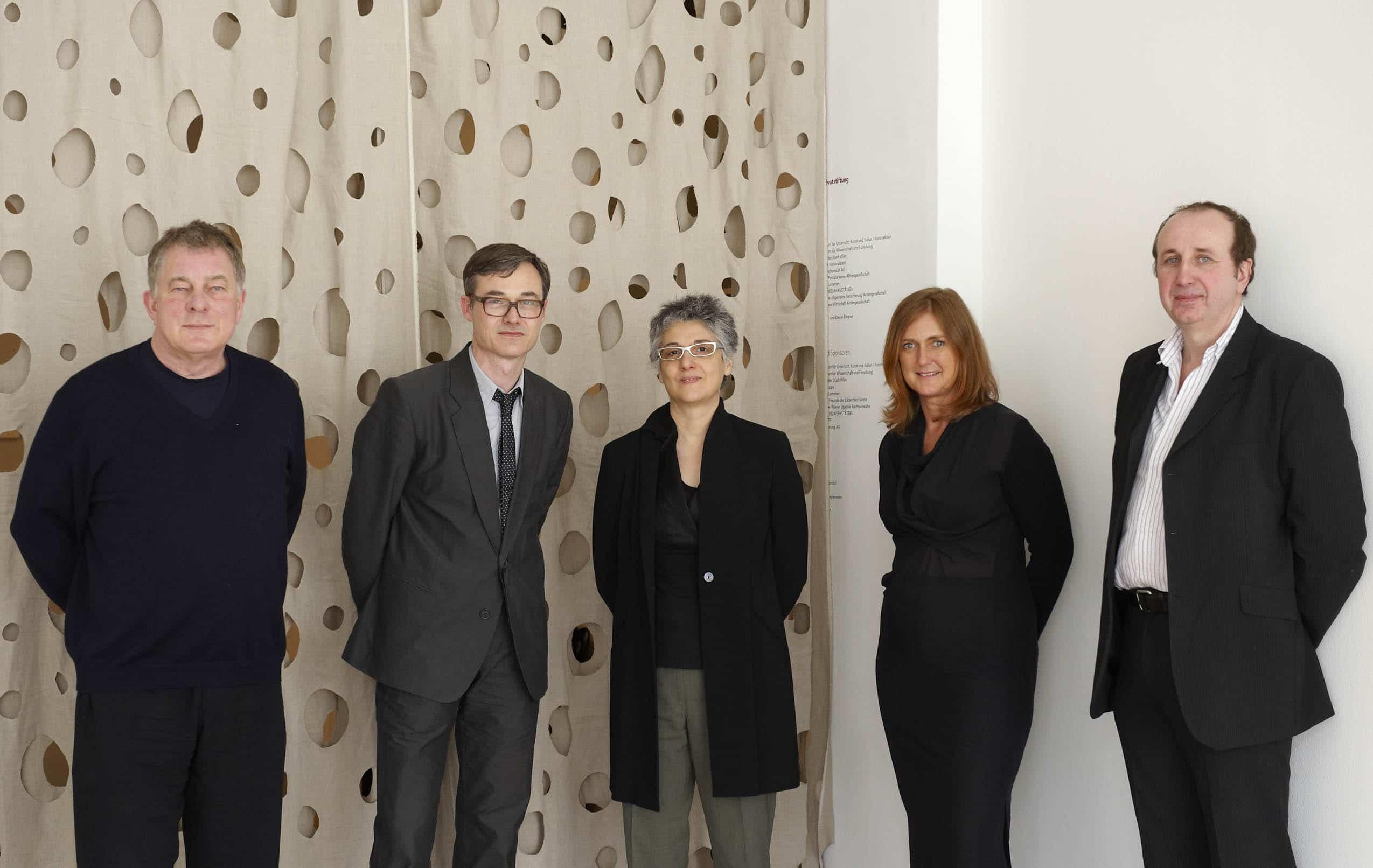 Kiesler-Preis-Jury 2010
