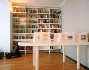 Kiesler Stiftung Bibliothek