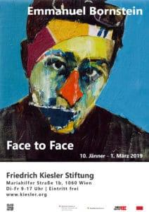 Emmanuel Bornstein Face to Face