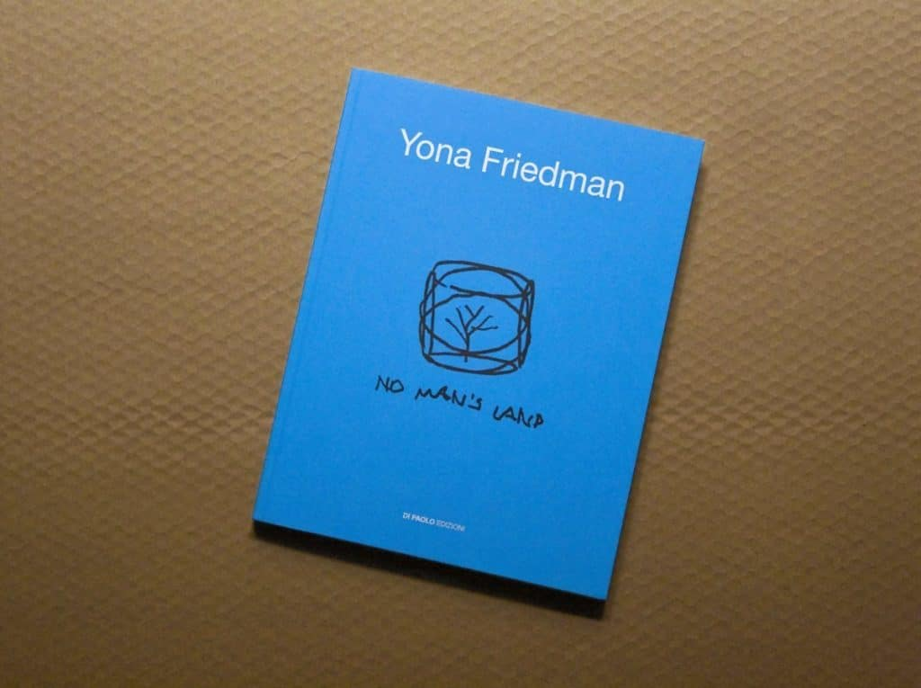 Yona Friedman: No Man's Land Buchpräsentation